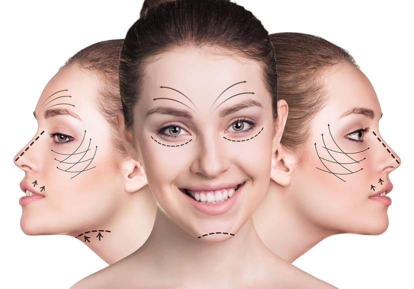 Welche Facelifting Behandlungsmethoden können kombiniert werden und liegen derzeit im Trend?